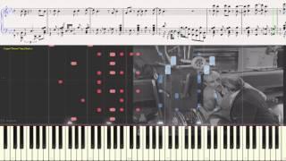 Jelly_Dance (Jazz)(Ноты и Видеоурок для фортепиано) (piano cover)