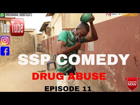 DRUG ABUSE - SCIENCE STUDENT BY OLAMIDE (SSP COMEDY) (Episode 11)