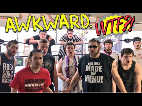 MOST AWKWARD MOMENT IN GTS HISTORY! PPV SUPERCARD EVENT!