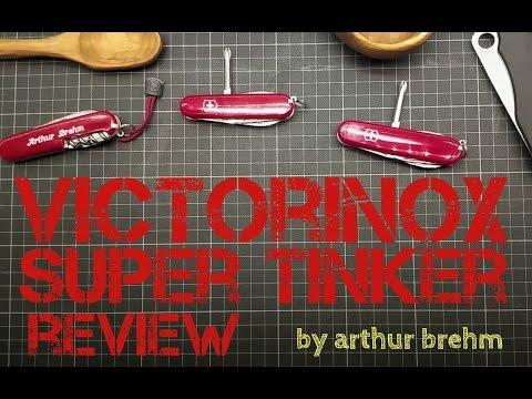 Victorinox Super Tinker Review -DEUTSCH-