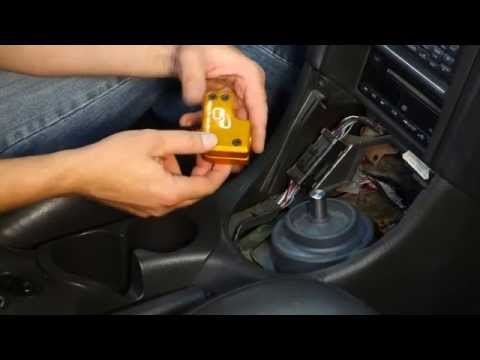 How to install a shifter in your SN95 (1994-2004) Mustang, with MGW!