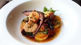 Spanish Octopus - Spanish-Style Braised Octopus Recipe by Food Wishes