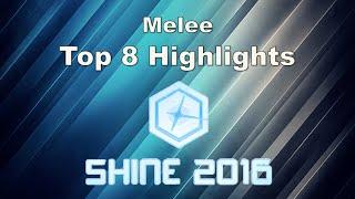 Shine 2016 – Melee Top 8 Highlights