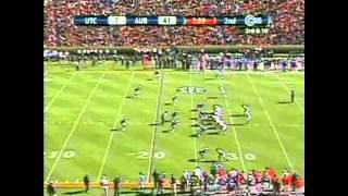 BJ Coleman vs Auburn  (2010)