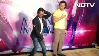 Dance-Off Vs Tiger Shroff - Who Dares? Nawazuddin Siddiqui, Brave Man, Dares