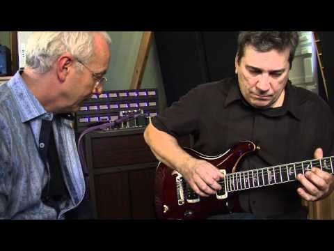 PRS Signature Limited With Paul Reed Smith And Mike Ault
