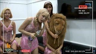 Video SNSD Funny Cut Edited Ver.  『Lion Heart』② 150825 ~ 150916 MP3, 3GP, MP4, WEBM, AVI, FLV Juli 2019
