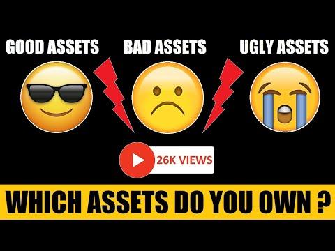 यह Assets गलती से भी मत खरीदना! | Good Assets vs Bad Assets vs Ugly Assets🔥🔥🔥
