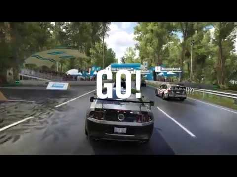 Forza Horizon 3 Online Racing Ft. Ford Mustang
