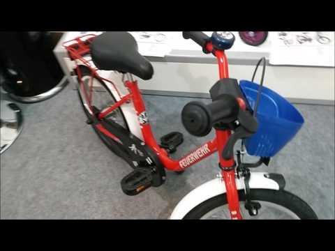 Feuerwehr Kinderfahrrad Fahrrad 12 14 16 18 Zoll günstig kaufen