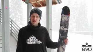2013 Salomon Rocker2 108 Ski Review