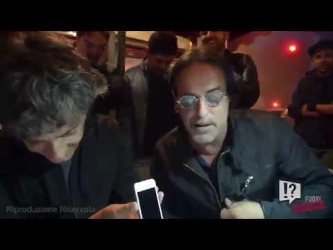 Video #FuoriProgrammaLiveforWeb Backstage con Emma Marrone 20 Ottobre 2014