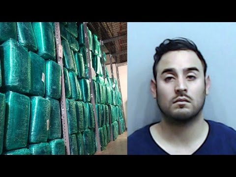 $9 million of marijuana seized in Atlanta's biggest trafficking bust