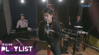 The Kapuso actor shows his soft side and versatile voice in this ballad. Drums: Anton Cruz Guitars: Marvin Chua Keyboards: Simon Tan Bass Ukele: Ads ...