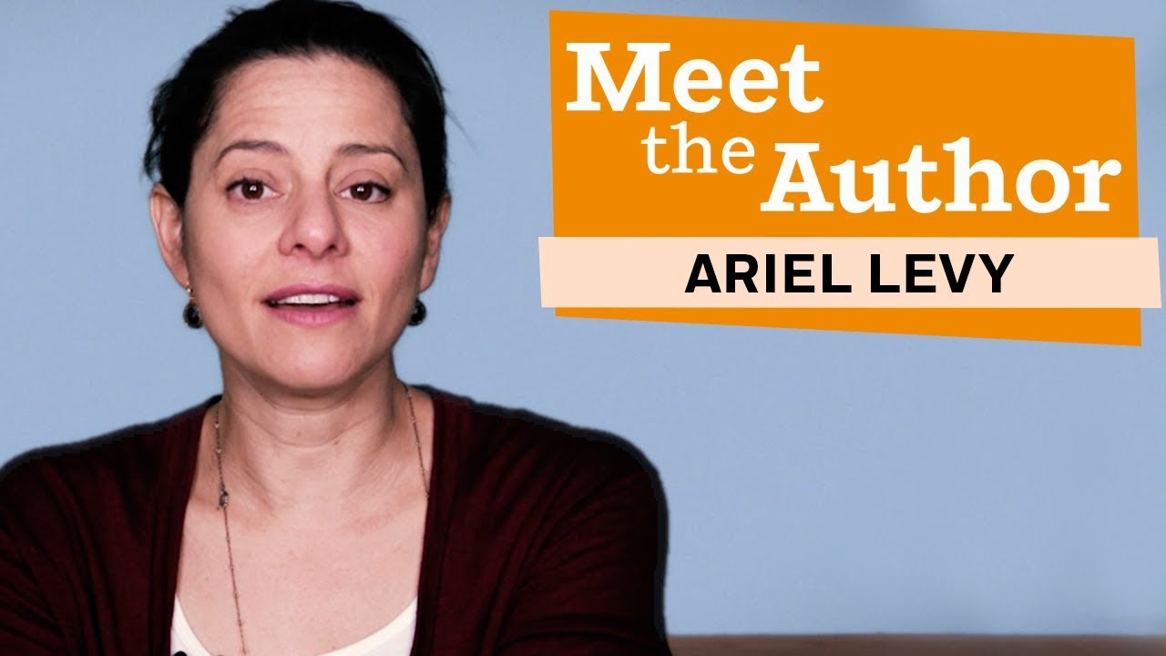 Meet the Author: Ariel Levy (THE RULES DO NOT APPLY)