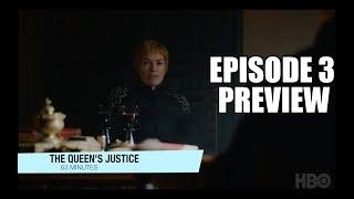 "Game of Thrones Season 7  Episode 3 Preview  The Queen's Justice Episode #63: ""The Queen's Justice"" (July 30) Daenerys..."
