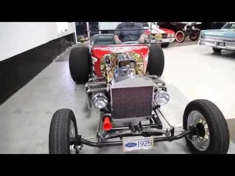1925 Ford Tbucket Roadster – PLS-7159