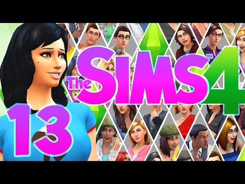 The Sims 4 [Ep.13] -  Dom Makes An Enemy