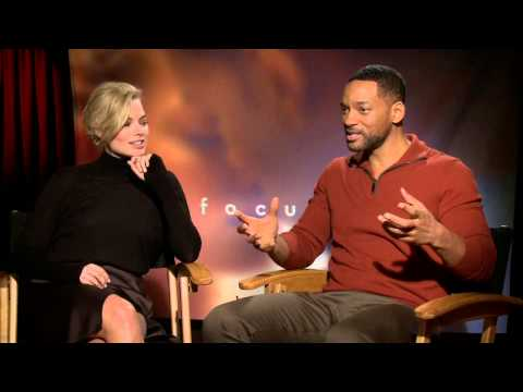 Focus: Will Smith & Margot Robbie Exclusive Interview