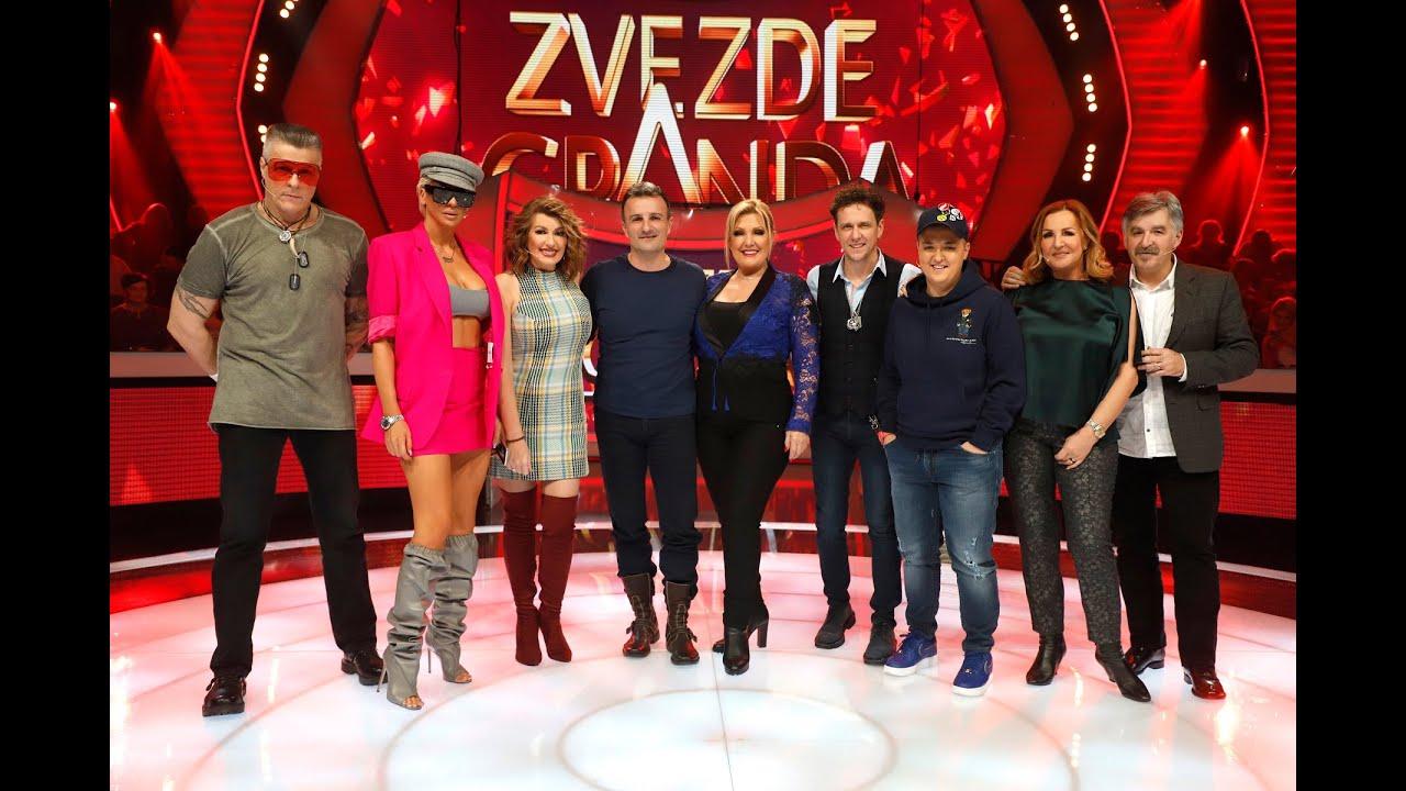 NOVE ZVEZDE GRANDA 2020: Dvadeset peta emisija – 07. 03. – najava