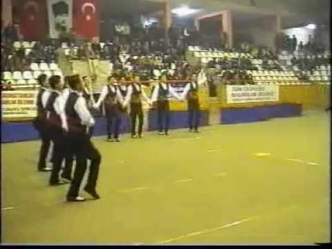 Sivas Halayi, Sivas Agirlamasi