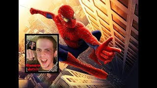I give my thoughts on the first Sam Raimi directed Spider-Man film which was released in 2002 and stars Tobey Maguire, Willem Dafoe, Kirsten Dunst, James Franco, Cliff Robertson, Rosemary Harris and J.K. Simmons. Overall this movie is honestly a classic to me and is still to this day one of my all time favorites. Maguire is practically a perfect old school style Peter Parker/Spider-Man and he captures the shy and awkward charm well and in costume does deliver a fair amount of quips without it turning into a comedy. Willem Dafoe is also pretty good as Norman Osborn/Green Goblin, James Franco and Kirsten Dunst also turn in good performances, Cliff Robertson, Rosemary Harris and J.K. Simmons were all pretty much perfect castings for their characters as well. The music/score composed by Danny Elfman is so iconic to me! The action especially the final confrontations feel real and in ways more so then what we are getting now as their is a much greater sense of danger and consequence. I could go on but I gotta stop somewhere! I'm giving it at least an A or maybe even an A+! FOLLOW ME ON FACEBOOK: https://www.facebook.com/BloodeeJacobOFFICIALFOLLOW ME ON TWITTER:https://twitter.com/BloodeeJacob