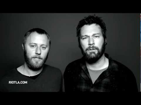 RIOT - LA'S ALTERNATIVE COMEDY FESTIVAL // RORY SCOVEL & JON DORE