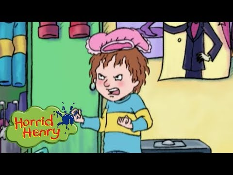Horrid Underpants | Horrid Henry | Cartoons for Children