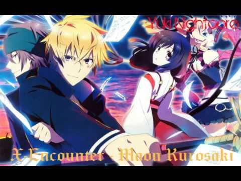 X-Encounter - Maon Kurosaki [Nightcore]