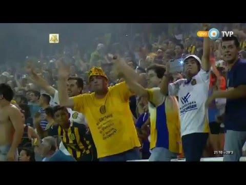 IMPRESIONANTE RECIBIMIENTO | Club Atlético Rosario Central | CARC | El Canalla | La Academia 2016 - Los Guerreros - Rosario Central