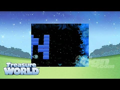 Treasure World Nintendo DS