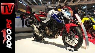 8. Honda CB 500F | Details, Price, Horsepower