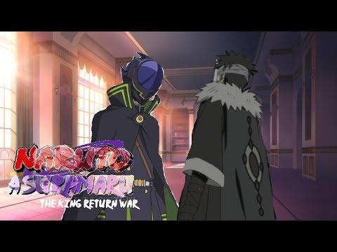 Naruto Asuramaru The King Return War Season 1 Episode 10