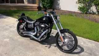 10. 2011 Harley-Davidson FXDWG Dyna Wide Glide
