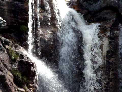 Cachoeira Crioula - Parque do Rio Preto em São Gonçalo do Rio Preto MG