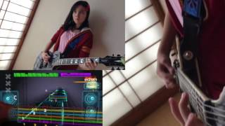Here is Audrey (12) playing Rocksmith - Simple Man - Shinedown. From the 2000s mix II Song Pack. Here is a song from the...