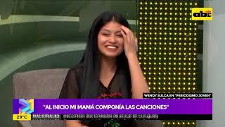 """Wendy Sulca habló con """"Periodismo Joven"""""""