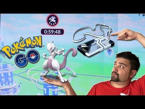 ¡NUEVA ACTUALIZACIÓN CAMBIOS en los  PASES EX e INCURSIONES en Pokémon GO! Mewtwo + fácil! [Keibron]