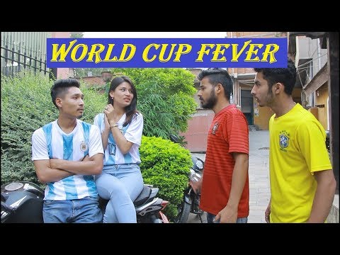 (World Cup Fever | Happy Saturday | Episode 4 | New Nepali Comedy Video June 2018 | Colleges Nepal - Duration: 5 minutes, 57 seconds.)