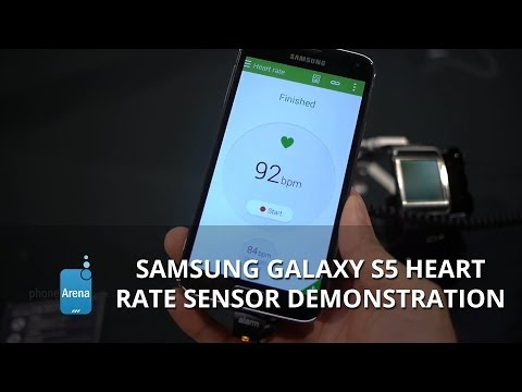Galaxy S5 and Xperia Z2 unique features