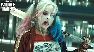 SUICIDE SQUAD | HARLEY QUINN breaks out for some extended fun