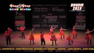 Hey Mr. DJ | Char Baj Gaye | Step2Step Dance Studio