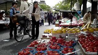 Kochi Japan  city images : Sunday Markets (Nichiyouichi) in Kochi (Japan) May 2011