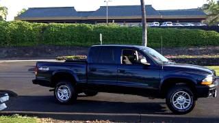 9. 2003 Dodge Dakota - 4WD