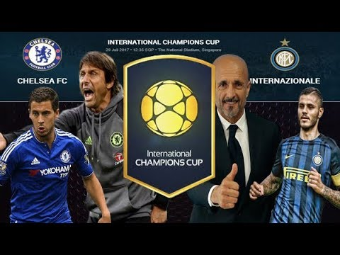 Video 🔴 Live Streaming - Chelsea vs Internazionale - International Champions Cup - 7/29/2017 download in MP3, 3GP, MP4, WEBM, AVI, FLV January 2017