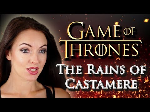 """Ramin Djawadi & George R.R. Martin  """"The Rains of Castamere  (Lannister Song)"""" Cover by Minniva Børr"""