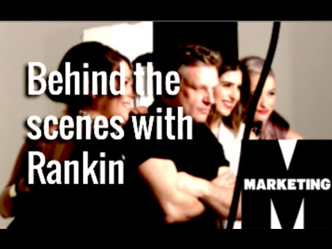 Very Exclusive Part 1: Behind the scenes with Rankin