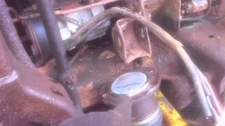 F150 Front Axle Pull