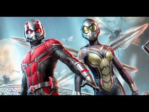 فيلم الكشن و المغامرة(ant man and the wasp.)كامل مترجم