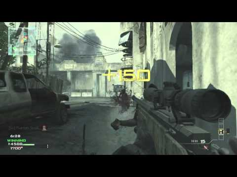 TheBeniAbides - The second episode is about quick time no-scopes, 2 kills in 2 seconds. Call Of Duty MW3: Skill No-Scopes Episode 2 Please ignore the tags below.